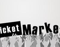 MyTicketMarket Logo Study