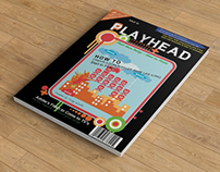 Magazine - Playhead