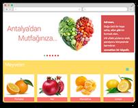 Adrasan Koop Website
