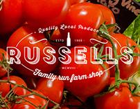 Russells Branding