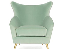 Sophia armchair | Time Collection | Munna