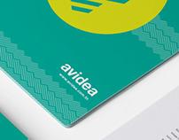 avidea brand identity