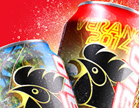 BEER CAN 2014 SUMMER EDITION