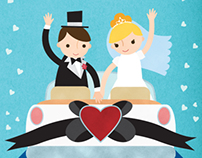 Rosy Designs - Wedding Greeting Cards