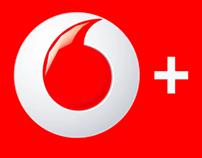 Vodafone brand book
