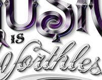 Esquire – 80th Anniversary Title Treatments