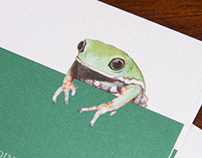 Marlin Perkins Dinner - Year of the Frog