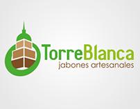 Logotipo TorreBlanca, jabones artesanales