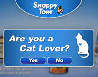 "Snappy Tom ""Cat Snap!"""