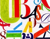Letterform Composition