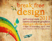 Student Design Showcase Promotion