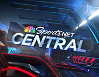 SportsNet Central Rebrand (Concept)