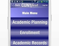 CUNYfirst Mobile App