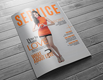 Indesign Magazine Template v.03
