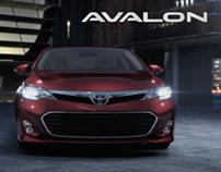 Toyota Avalon TVC
