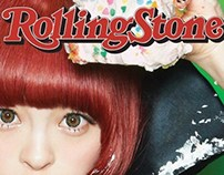 ROLLING STONES Magazine Cover