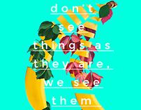 Anaïs Nin - Poster