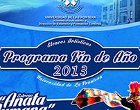 Pendones Eventos Universidad de La Frontera