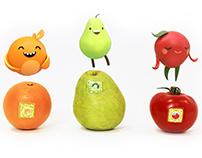 Fruitmoji