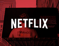 """Watch Forever"" - Netflix integrated campaign"
