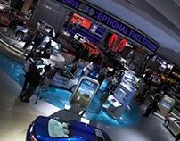 Toyota Detroit Auto Show 2008