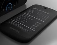 YotaPhone 2 Dashboards