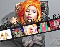 NickiMinaj_Cover/Spread_Project_IntroToLayout_Djobi
