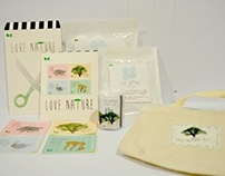 """Love Nature"" kit"