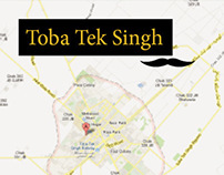 Graphic Novel - Toba Tek Singh