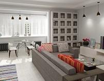 Project no.3_Living room