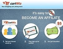 infographics for cartWIZ