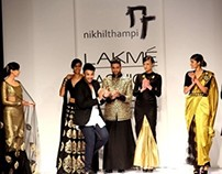 BRANDING | Nikhil Thampi Fashion Label