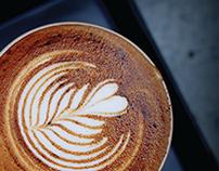 café noir | flyer