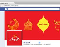 SM Season (Ramadan) Branding - Al Baik Restaurant KSA