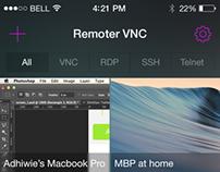 Remoter VNC