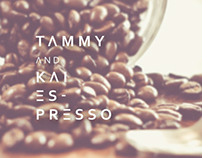 Tammy and Kai Espresso