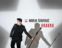 Marija Serifovic CD Design