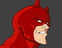 DareDevil Proces just for fun