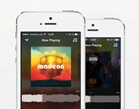 Soundflake for SoundCloud
