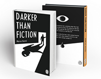 Darker Than Fiction (Book Cover)