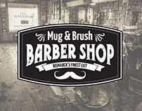 Mug & Brush logo