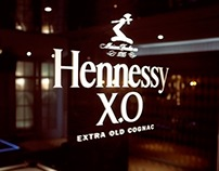 Hennessy X.O VIP's Private Party Room