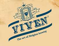 Viven. The art of Belgian brewing