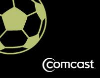 Comcast Deportes Campaign