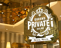 Queen's PRIVATEi Salon