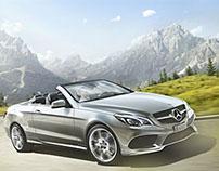Mercedes-Benz Spring Motifs