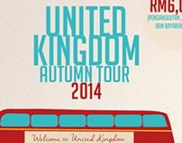 United Kingdom Autumn Tower
