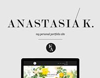 Anastasia K. web-site
