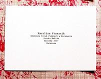Pocztówki / Postcards