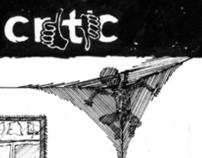 Critic Magazine Illustrative Work